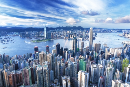 Hong Kong Stock Photo - 7603794