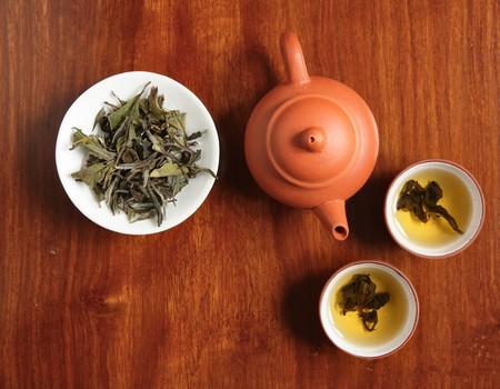 chinese tea time photo