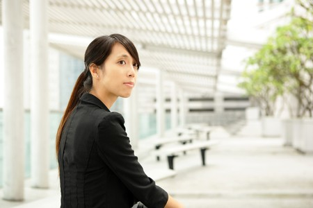 asian business woman Stock Photo - 7866278