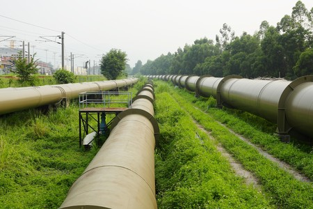 big pipe Stock Photo - 7866431