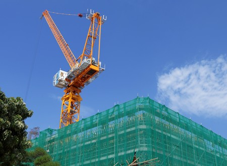 construction site Stock Photo - 7888008