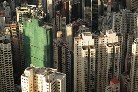 many buildings Stock Photo - 8027460