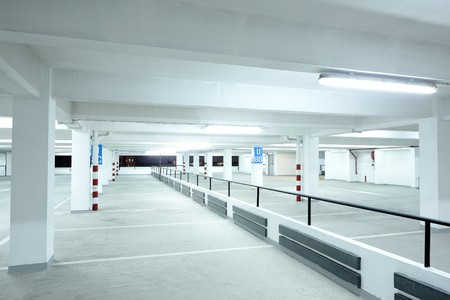 car park Stock Photo - 8147418