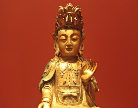 kannon statue photo