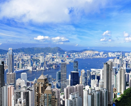 Hong Kong Stock Photo - 9040706