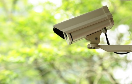 security equipment: surveillance camera