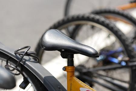 bicycle seat photo
