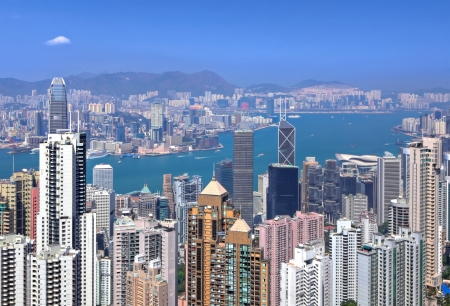 Hong Kong Stock Photo - 9348371
