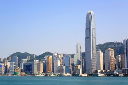 the central bank: Hong Kong
