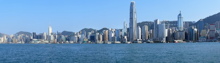 Hong Kong panorama photo