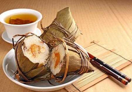 dumpling: Rice dumpling
