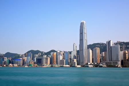 coastline: Hong Kong