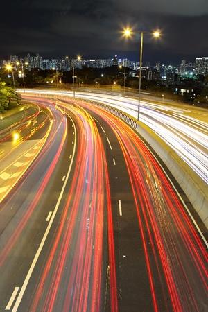 Highway traffic photo