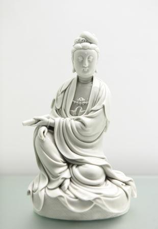 mercy: kannon statue