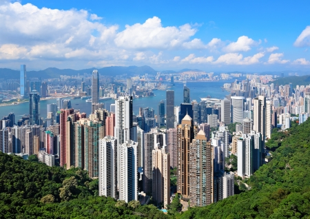 Hong Kong Stock Photo - 9780216