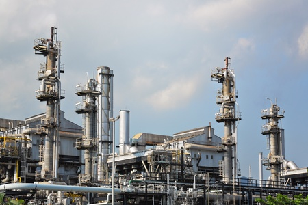 gas supply: gas processing factory Editorial