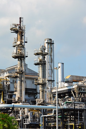 Gas industry Stock Photo - 10007883