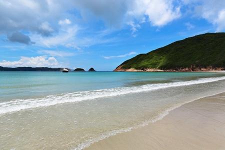Hong Kong Big Wave Bay photo