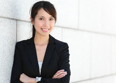 young business woman Stock Photo - 9996300