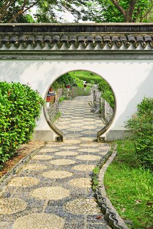 chinese garden Stock Photo - 10007906