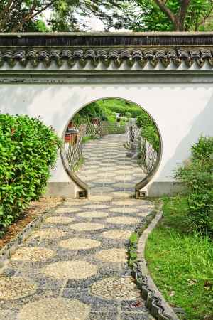chinese garden Stock Photo - 10007906