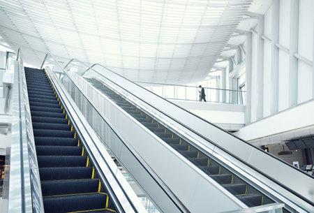 escalator Stock Photo - 10007911