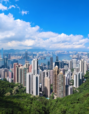 Hong Kong Stock Photo - 10089424