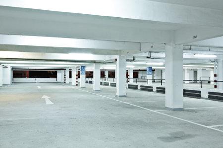 carpark Editorial