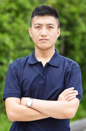 jonge Chinese man
