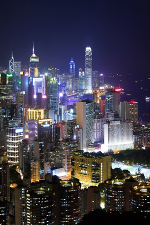 Hong Kong island photo
