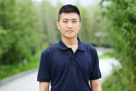 young man Stock Photo - 10283053