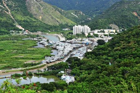 Tai O fishing village photo