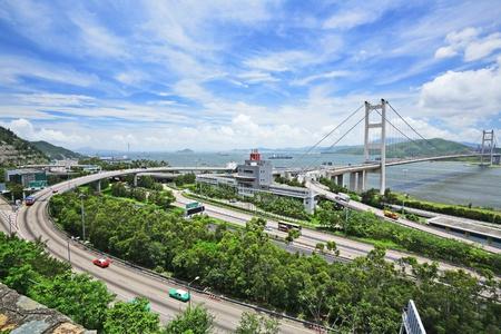 Tsing Ma Bridge photo