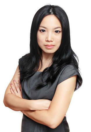 portrait of asian businesswoman Stock Photo - 10765804