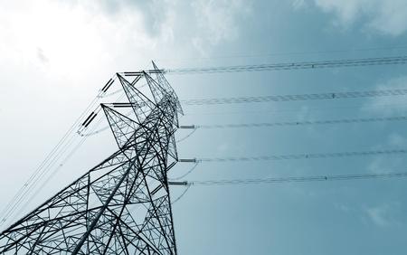 electrics: power transmission tower