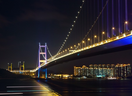 tsing ma bridge photo