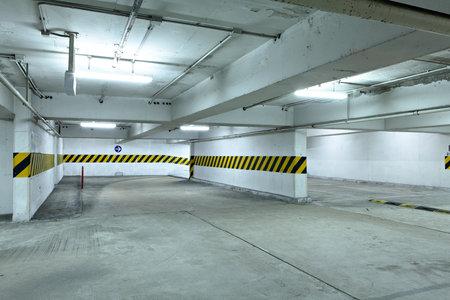 multi story car park: garage car park