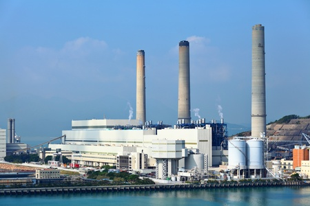 coal fired: coal fire power plant