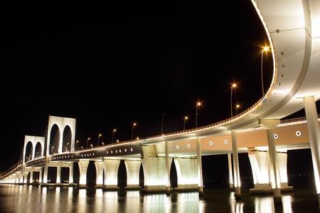 Sai Van bridge in Macau photo