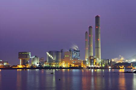 Power station Stock Photo - 11652382