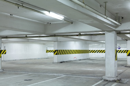 underground parking lot Stock Photo - 11652415