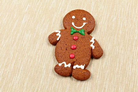 Gingerbread Man photo