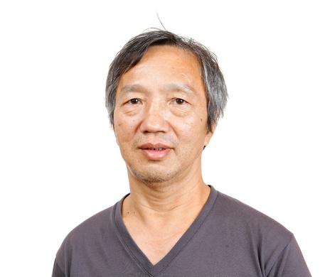 asian mature man Stock Photo - 11712190