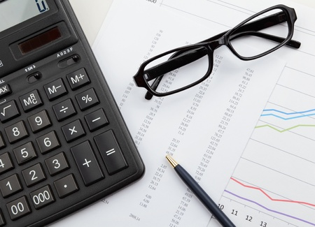 accounting Stock Photo - 11712196