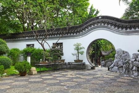 chinese garden Stock Photo - 11796968