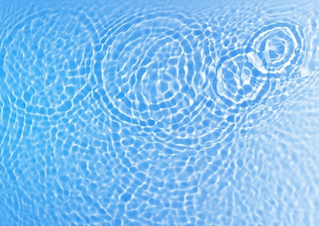 blue water: fresh water background