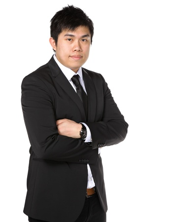 asian business man photo