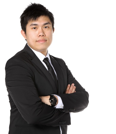 young asian business man Stock Photo - 11855740