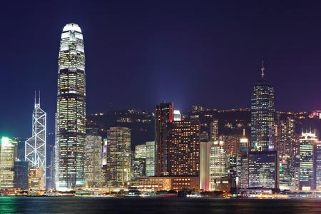 Hong Kong harbor view Stock Photo - 11855994