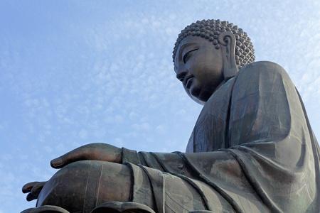 big buddha: Tian Tan Buddha
